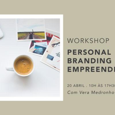 Workshop Personal Branding para Empreendedores