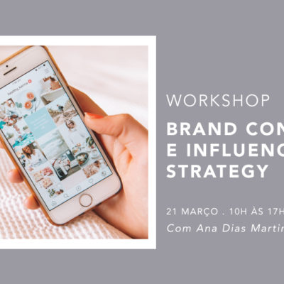 Brand Content e Influencers Strategy